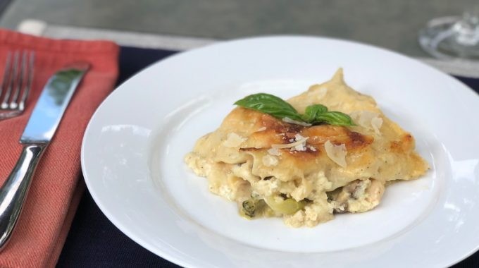Chicken Divan Lasagna Recipe