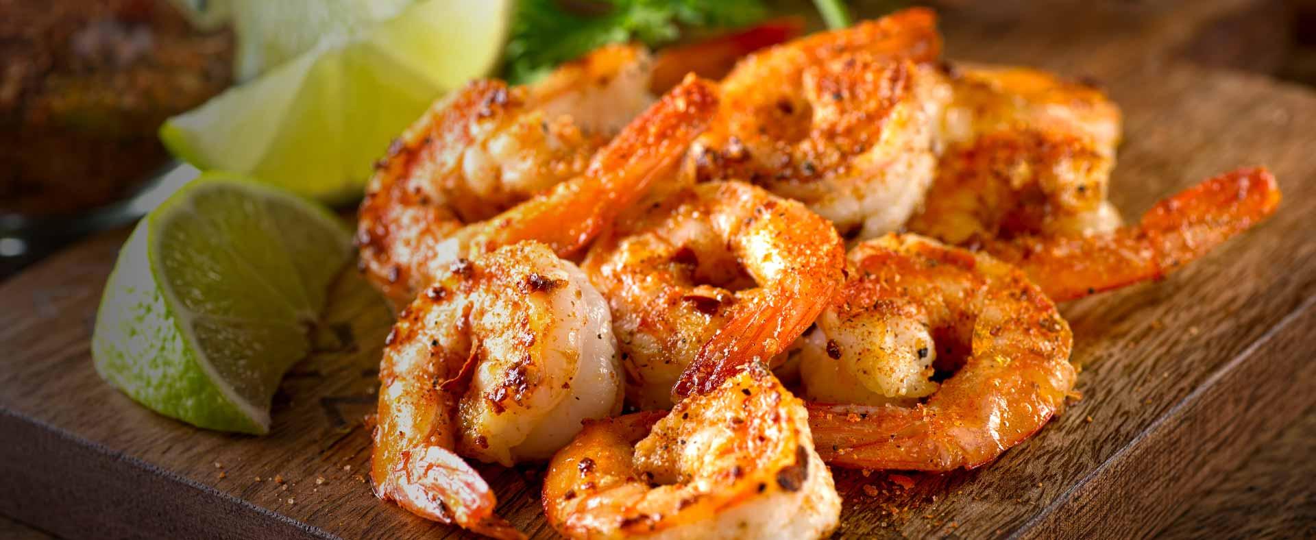 Shrimp Southwestern Style