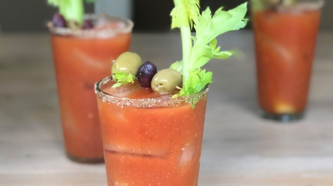 Spiced Bloody Mary Recipe