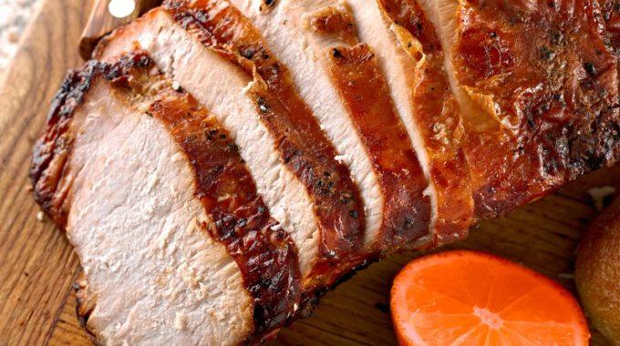 Pork Tenderloin Coriander Cumin