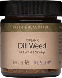 Smith & Truslow fresh and flavorful organic Dill Weed