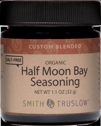 Smith & Truslow custom-blended organic Half Moon Bay Seasoning